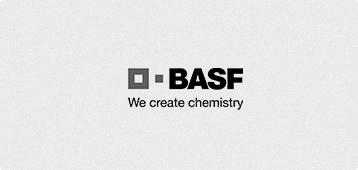 logo BASF, client de MardiBleu – Agence de communication – photo & vidéo