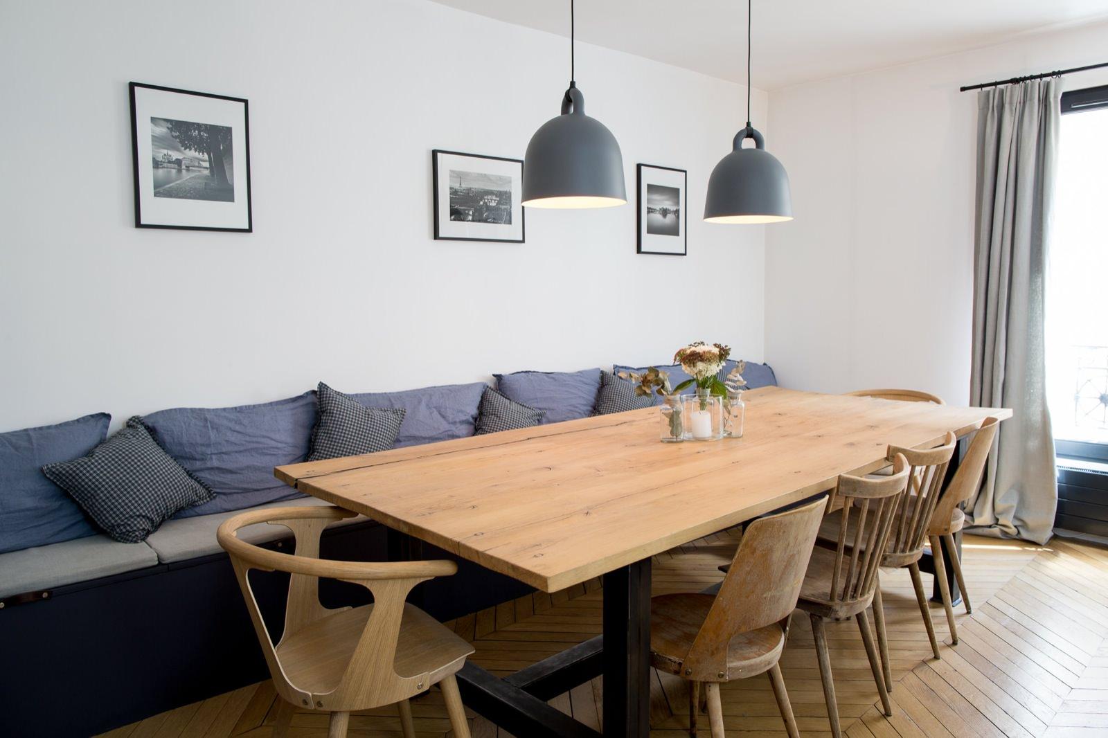 photo de réalisations de Cyrielle Wattine, architecte d'intérieur à Paris par Mardi Bleu – Agence de communication – photo & vidéo