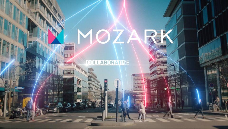 Mozark, publicité par MardiBleu.fr